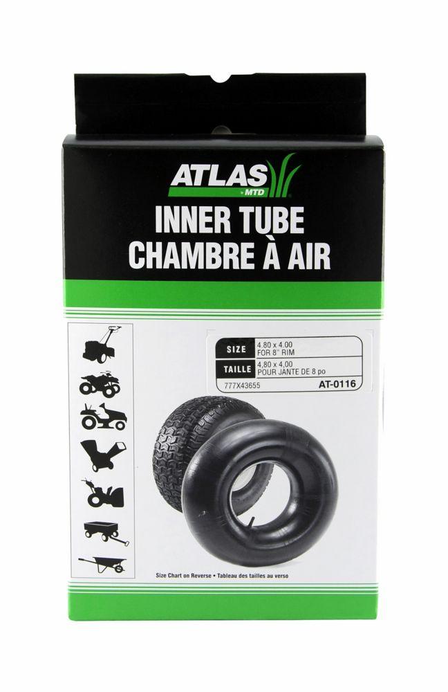 Inner Tube for 4.80 x 4.00 - 8 Tires