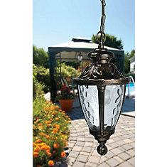 Brella Single Outdoor Sun Shelter Light in Bronze