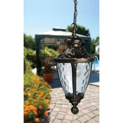 Sojag Brella Single Outdoor Sun Shelter Light in Bronze