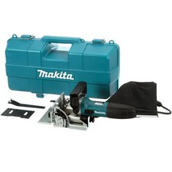 MAKITA Biscuit Joiner Kit with Carrying Case
