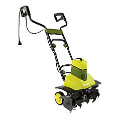 Tiller Joe 18-inch 9 amp Max Electric Cultivator with 6 Tines