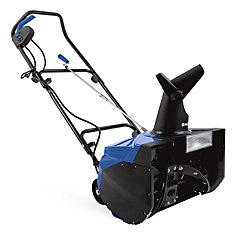 Ultra 18-inch 13.5 Amp Electric Snow Blower with Light