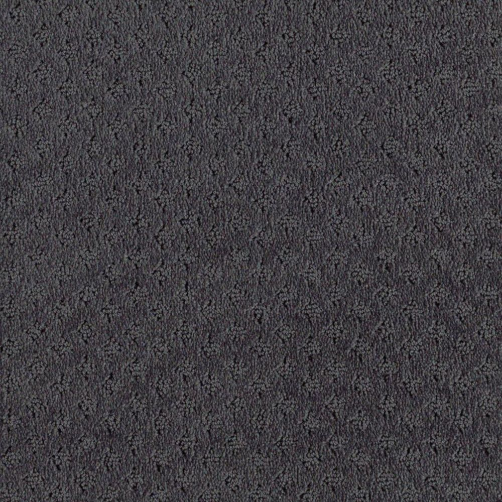 "Soft Collection ""Worldwide"" Colour 40 Black Patent Sold by Sq. Ft."