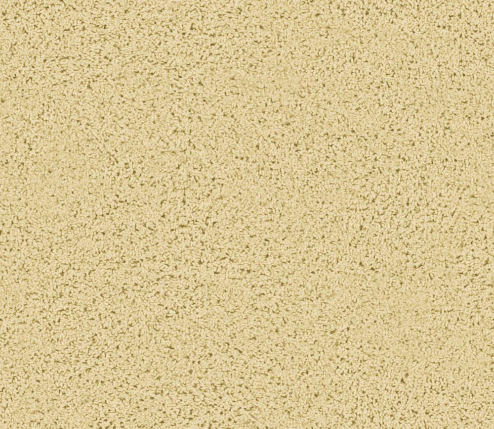 Enticing I - Crème fraîche tapis - Par pieds carrés