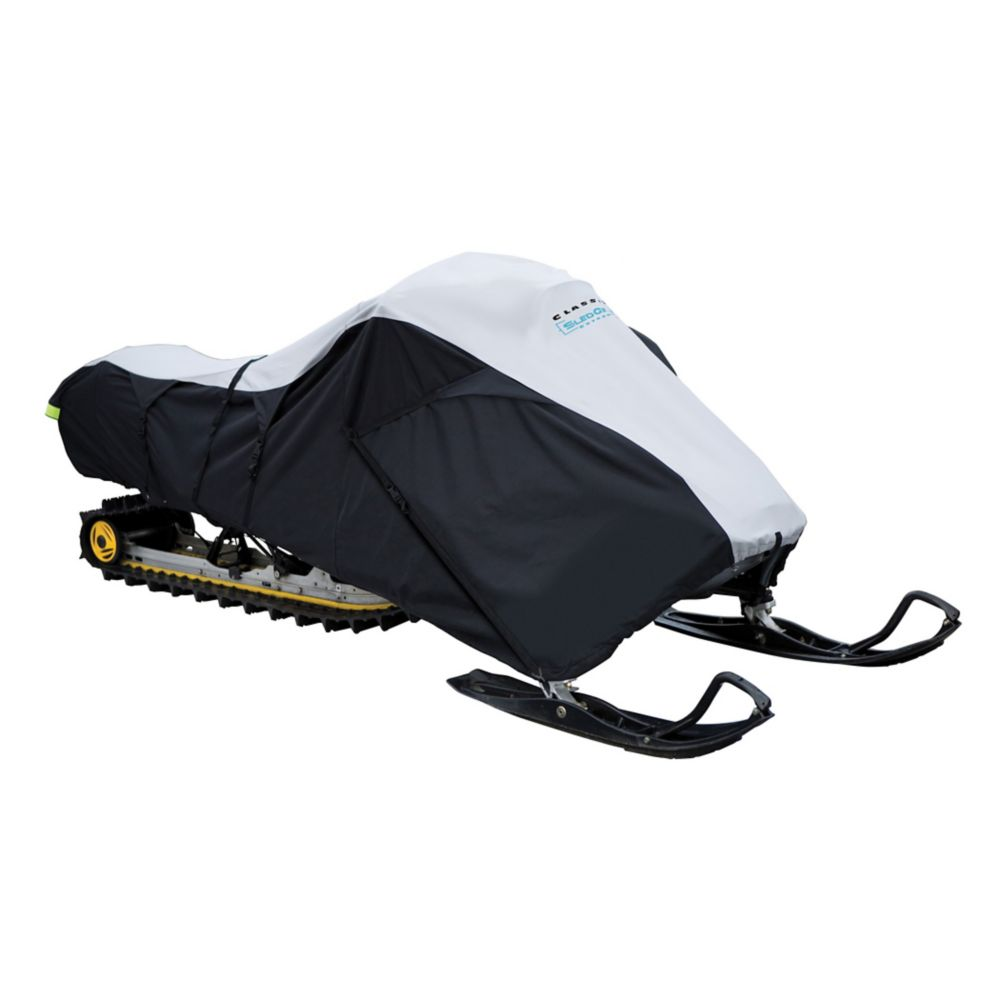 Deluxe Snowmobile Travel Cover - Medium
