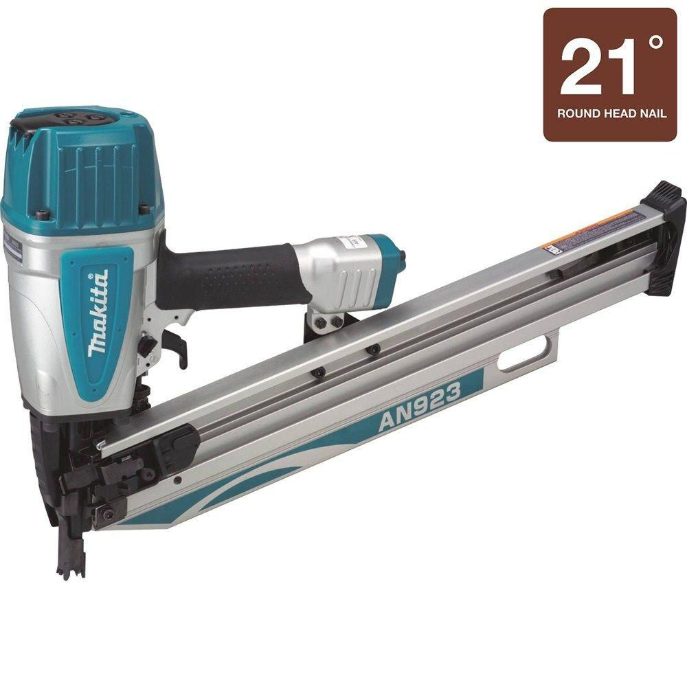 MAKITA 3-1/2-inch 21 Degree Full Round Head Framing Nailer
