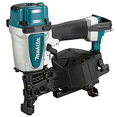 hitachi roofing nailer. 7/8-inch to 1-3/4-inch coil roofing nailer hitachi