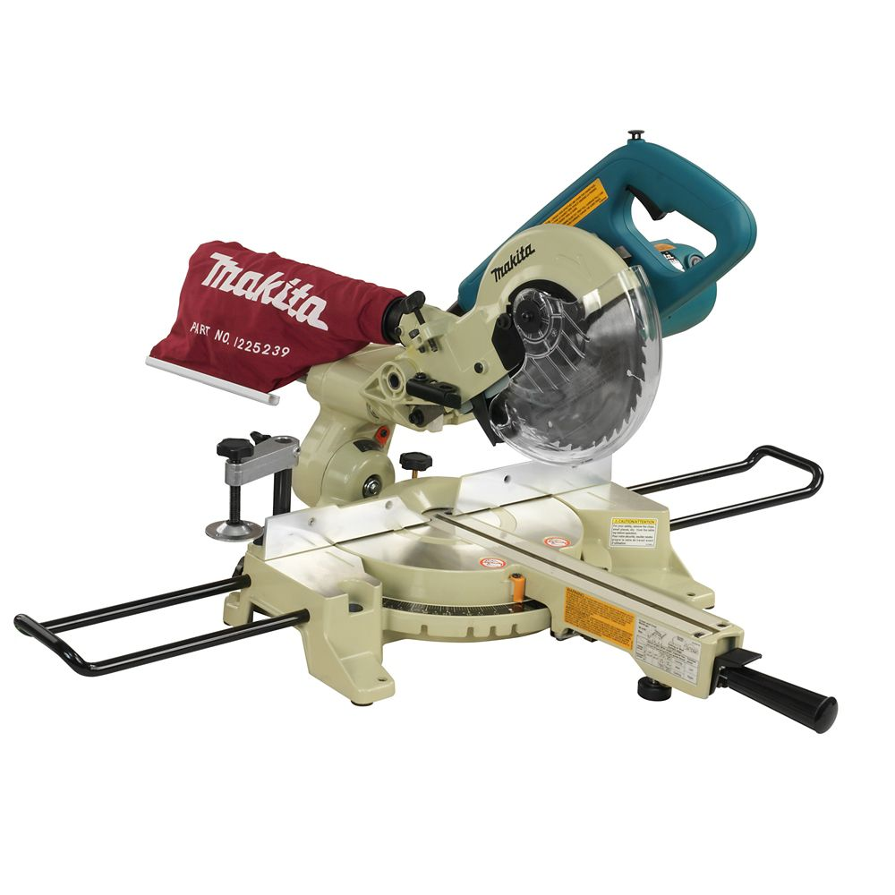 7 1/2-inch Dual Sliding Compound Miter Saw