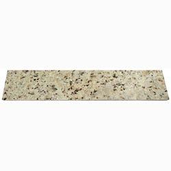 GLACIER BAY 20 Inch Giallo Ornamental Granite Sidesplash