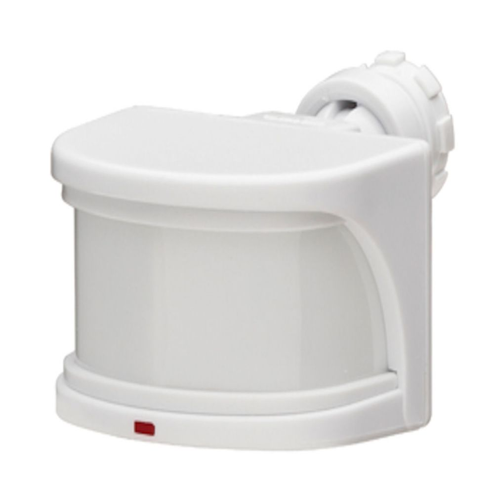 Home Depot Motion Detector Lights: Defiant 270 Degree White Replacement Motion Sensor