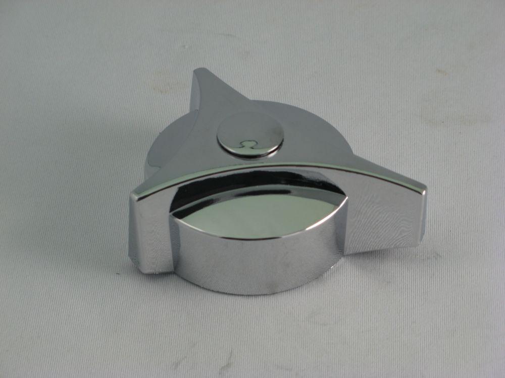 Manette triangulaire de remplacement adaptée aux ensembles de garnitures de douche SYMMONS