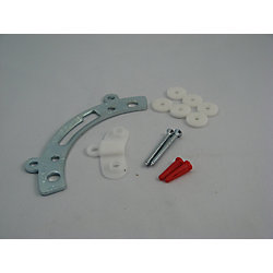 Jag Plumbing Products Toilet Bowl Anchor Flange Kit