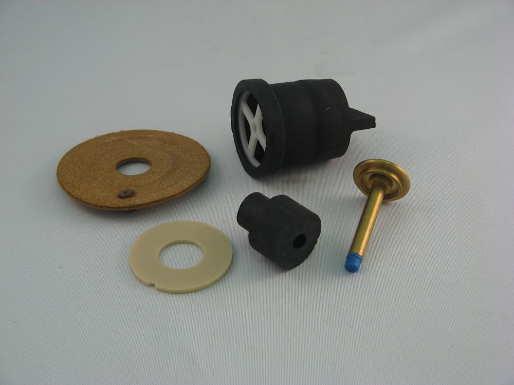 Jag Plumbing Products Replacement URINAL repair Combo Kit Fits CRANE PRESTO FLUSH VALVES