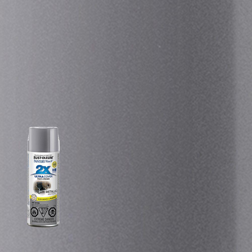 Painter's Touch 2X aluminium
