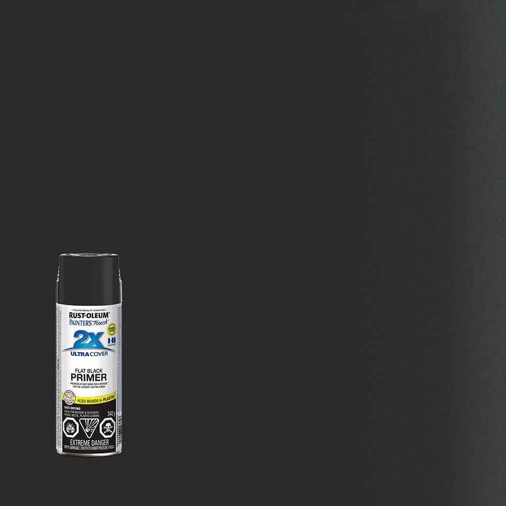 Painter's Touch 2X apprét noir mat