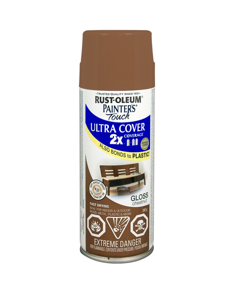 Painter's Touch 2X Gloss Chestnut