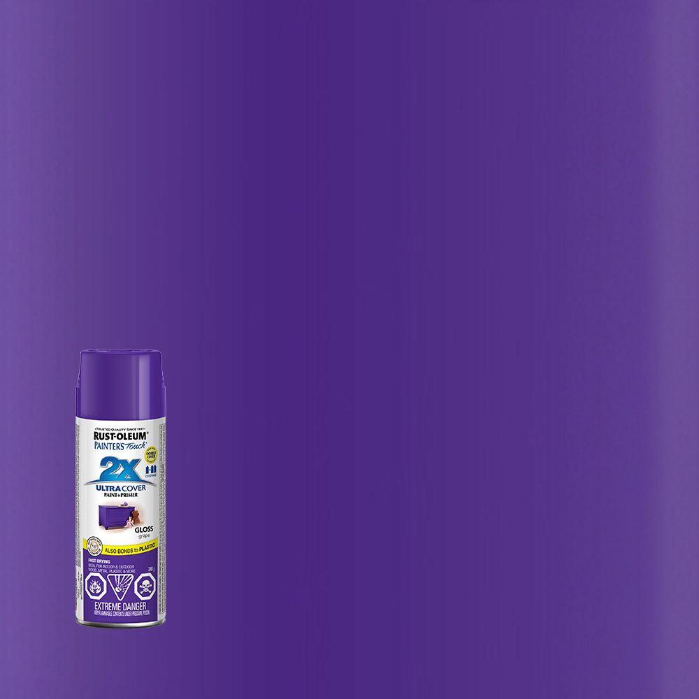 Painter's Touch 2X Gloss Grape