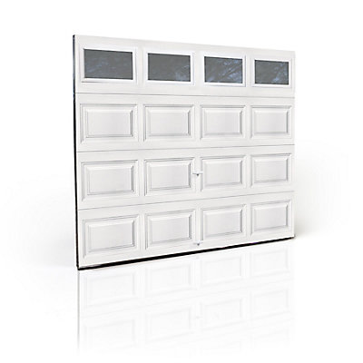 Clopay Clopay Premium Series 3000sp 9 Ft X 7 Ft White Garage Door