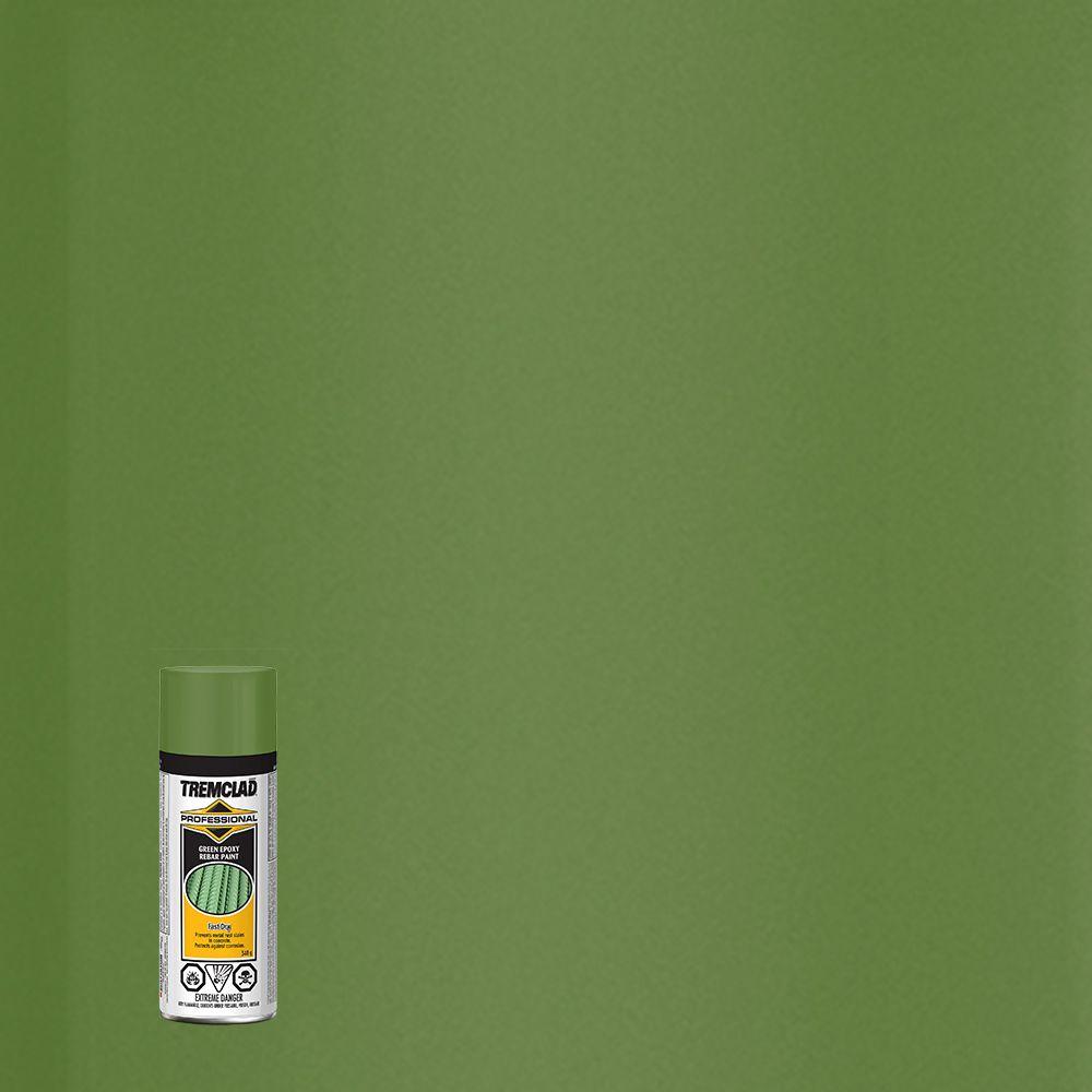 Tremclad aérosol professionnel pour barre darmature