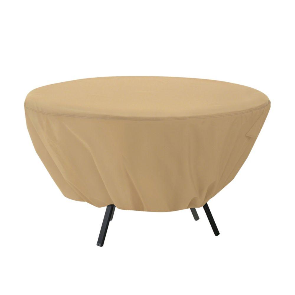 Terrazzo Patio Table Cover, Round
