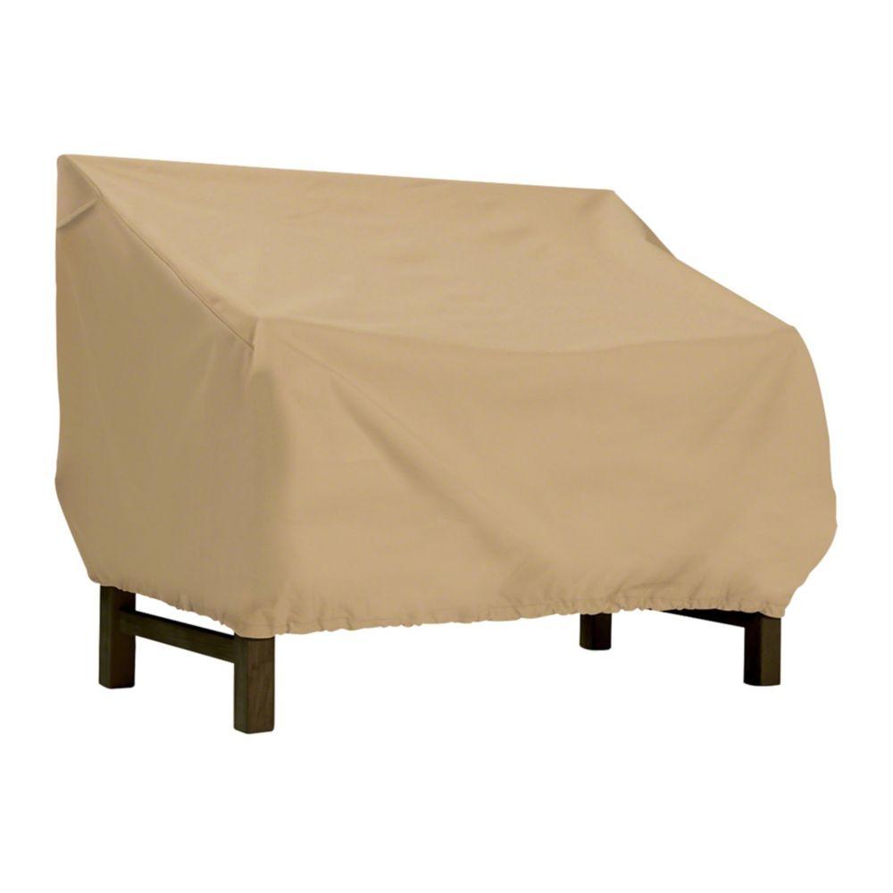 Terrazzo Patio Bench / Loveseat Cover, Medium