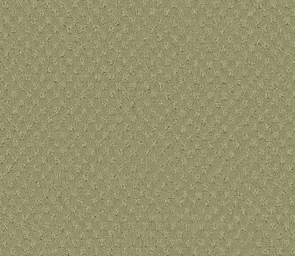 Inspiring II - Sauge tendre tapis - Par pieds carrés