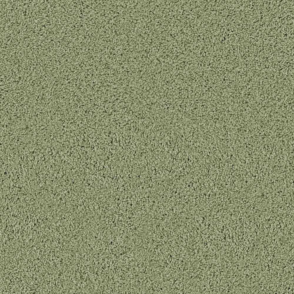 Fetching I - Menthe verte tapis - Par pieds carrés