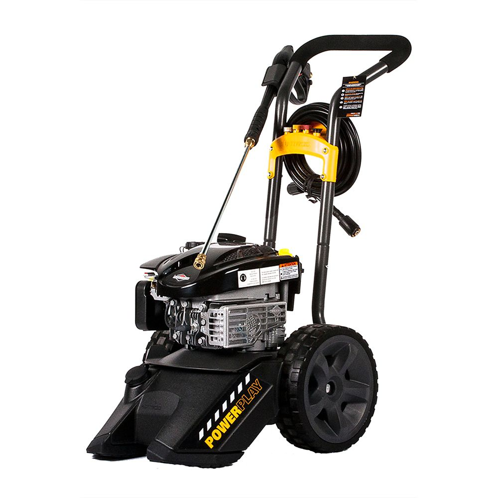 Hot Rod 2500 PSI 2.3 GPM Briggs 675 Series Annovi Reverberi Axial Pump Gas Pressure Washer