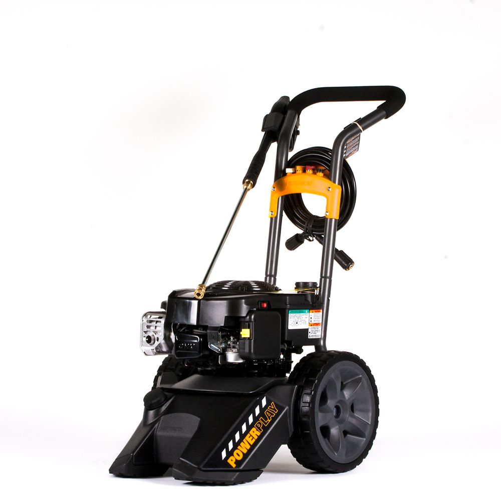 3000 psi pressure washer powerplay 3000 psi 2 7 gpm rod gas pressure washer 28579
