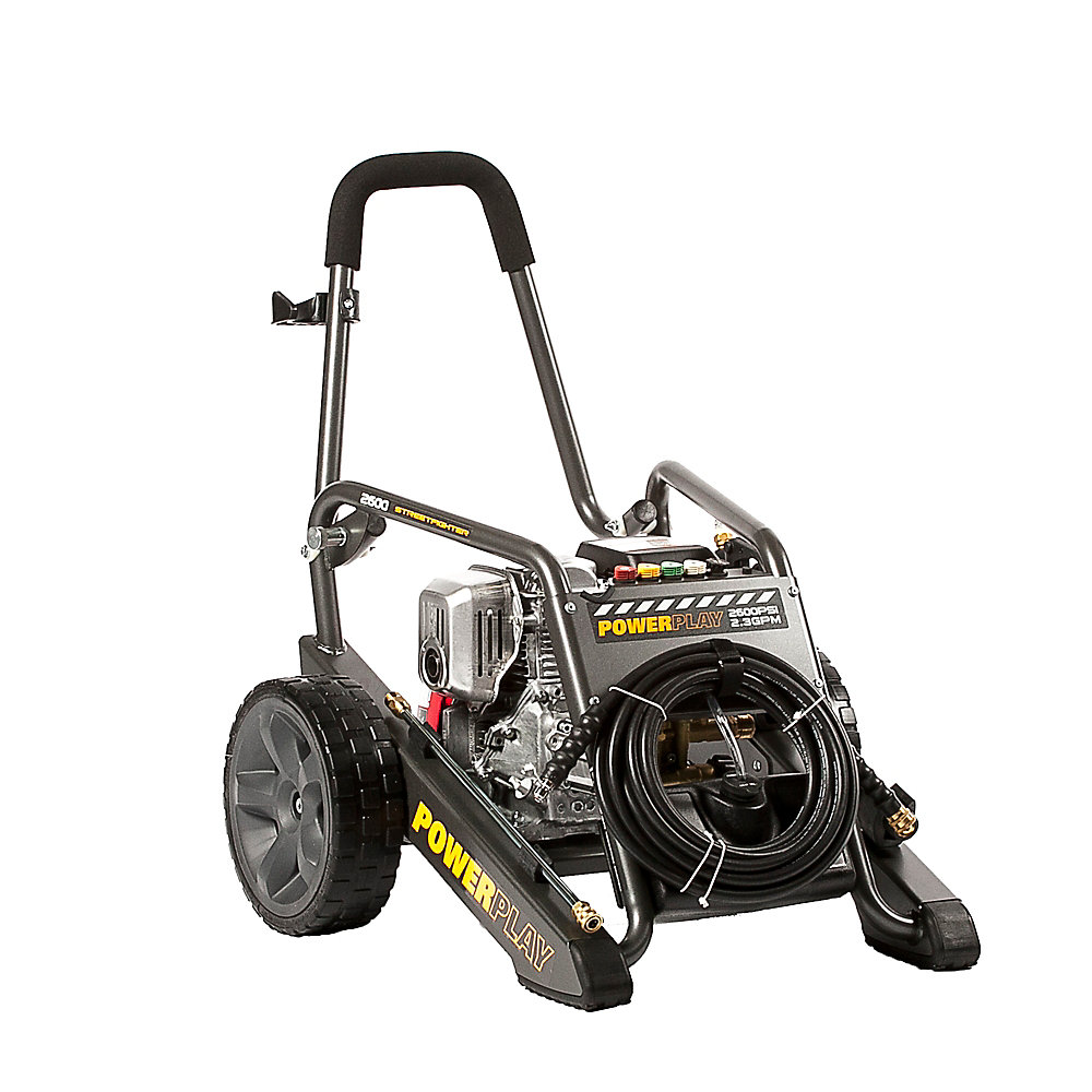 Streetfighter 2600 PSI 2 3 GPM Gas Pressure Washer with Honda GC160 Engine  and Annovi Reverberi Axial Pump