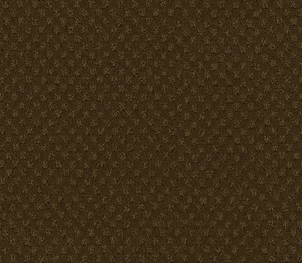 Inspiring II - Brun antique tapis - Par pieds carrés