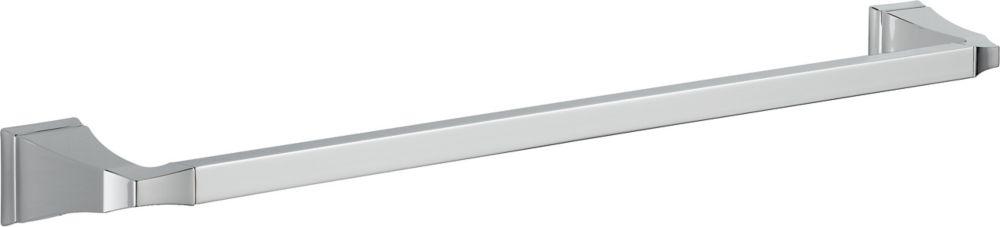 Dryden Porte-serviettes de 60,96 cm, Chrome