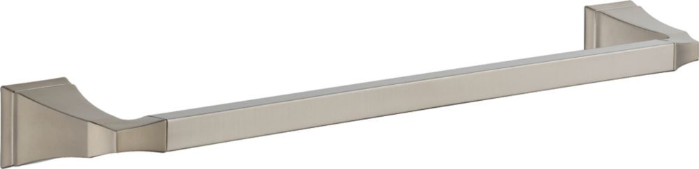 Delta Dryden 18 Inch Towel Bar in Stainless