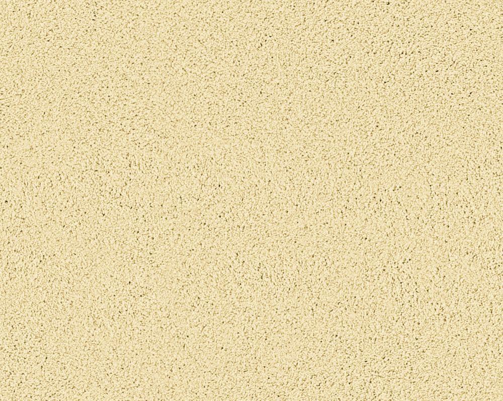 Beautiful II - Crème fraîche tapis - Par pieds carrés