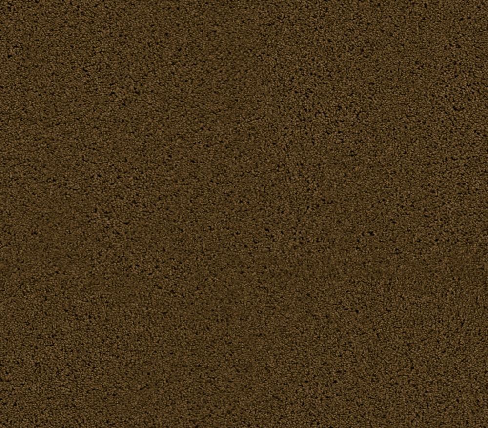 Beautiful I - Brun antique tapis - Par pieds carrés