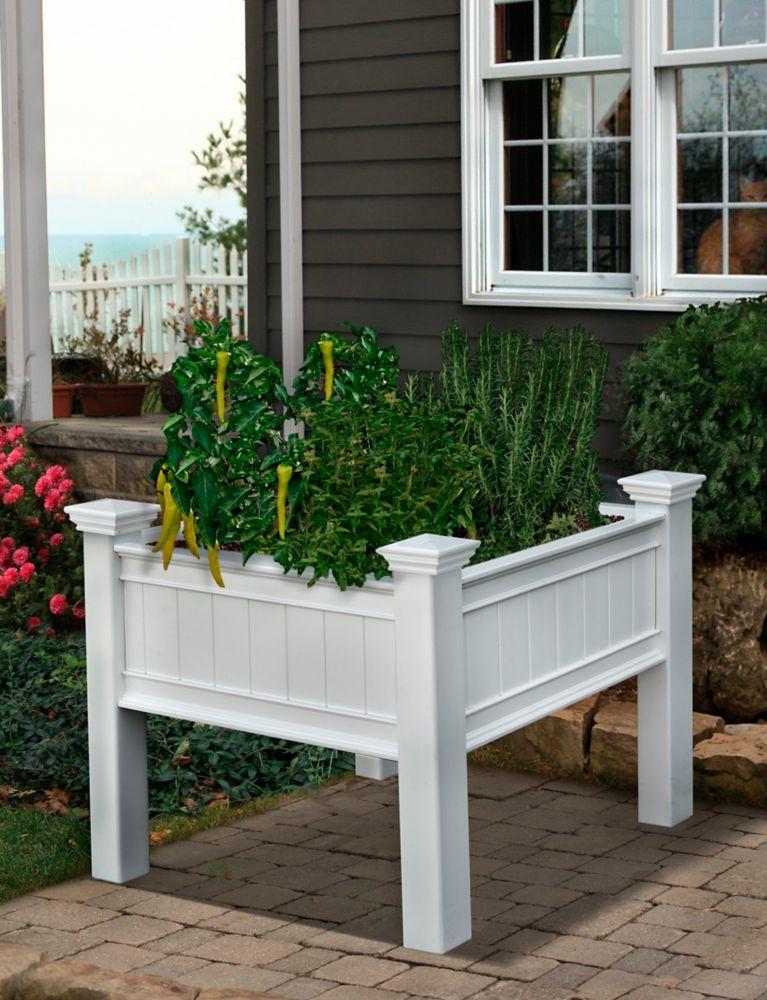 Mayfair Raised Planter VA68218 Canada Discount
