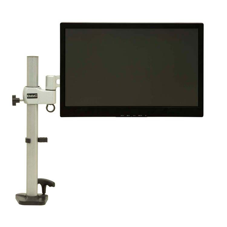 Height Adjustable Articulating Monitor Arm - Monitors up to 27 inch (MP199)