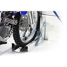 Patte de support à motocyclette