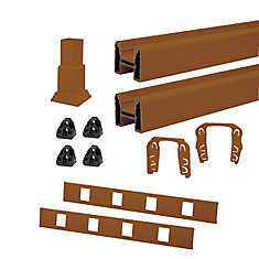 deck railing kits the home depot canada. Black Bedroom Furniture Sets. Home Design Ideas