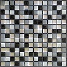 Urban Mini Peel and Stick-It tile 10X10 Bulk Pack (8 Tiles)
