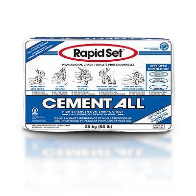 55 lb. Cement All Multi-Purpose Construction Material