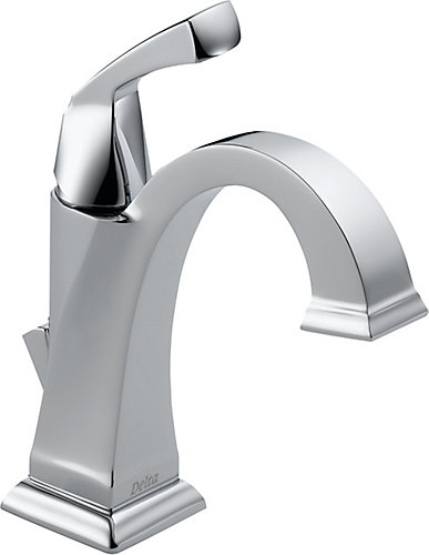 delta sensing bathroom plghdfhw com electronic chrome hole faucet single technology with commercial proximity hardwired