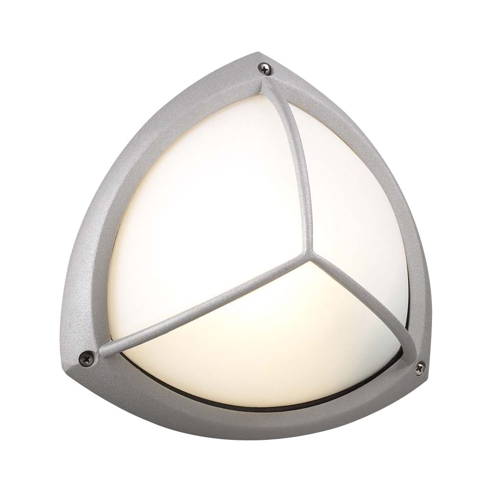 Contemporary Beauty 1 Light Outdoor Wall Sconce with Frost Glass and Slate Finish CLI-HD1175588 Canada Discount