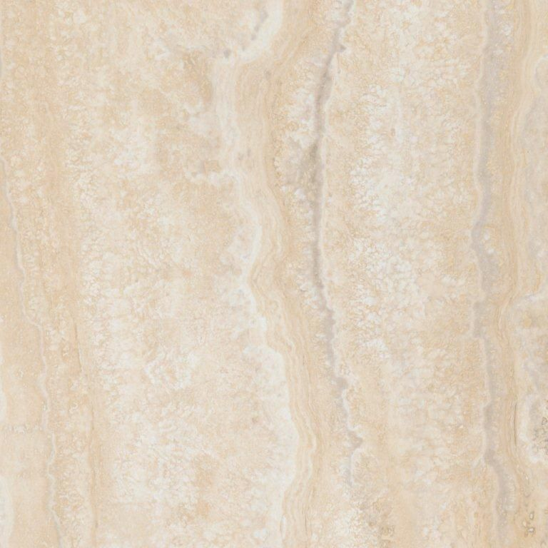 12-inch x 24-inch Vinyl Tile Flooring in Travertine Natural (19.8 sq. ft./case)