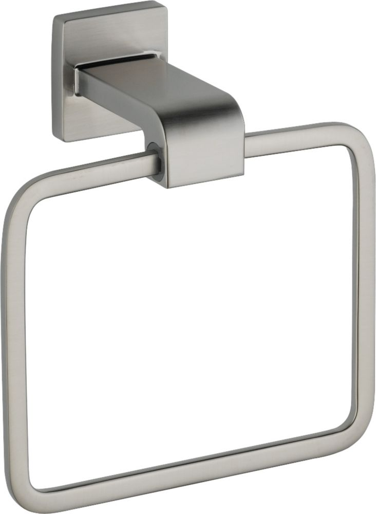 Arzo Towel Ring in Stainless