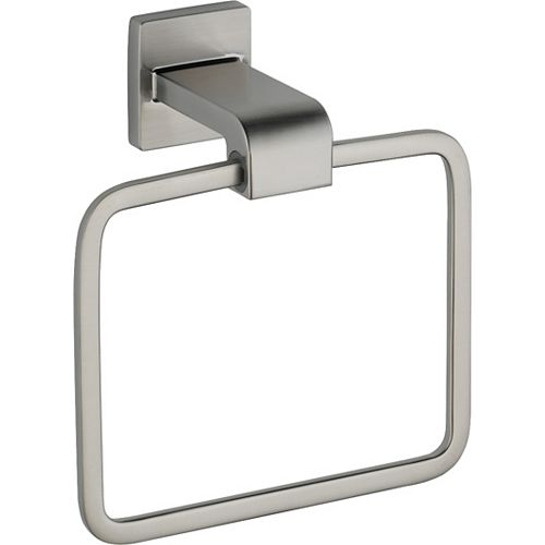 Delta Arzo Towel Ring in Stainless