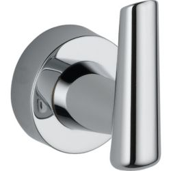 Delta Grail Single Robe Hook in Chrome