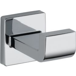 Delta Arzo Single Robe Hook in Chrome