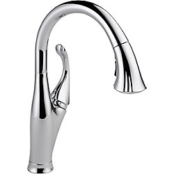 Addison Single-Handle Pull-Down Sprayer Kitchen Faucet in Chrome with MagnaTite Docking