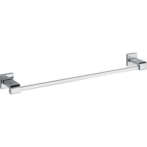 Arzo 24 Inch Towel Bar in Chrome